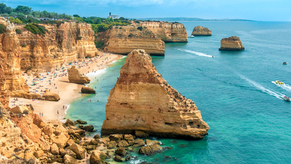 best beaches in Portugal, Europe