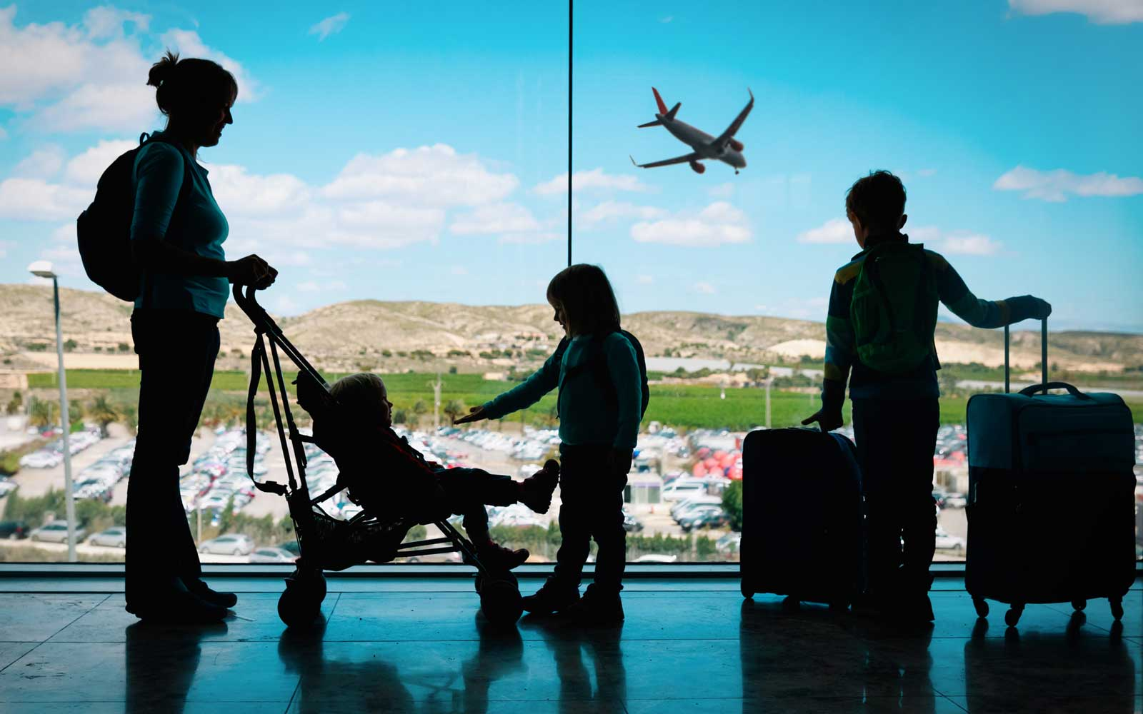 10 Tips for Traveling with Children